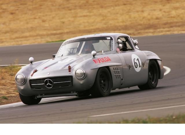 c. 1957 Mercedes-Benz 300SL Road Race Replica