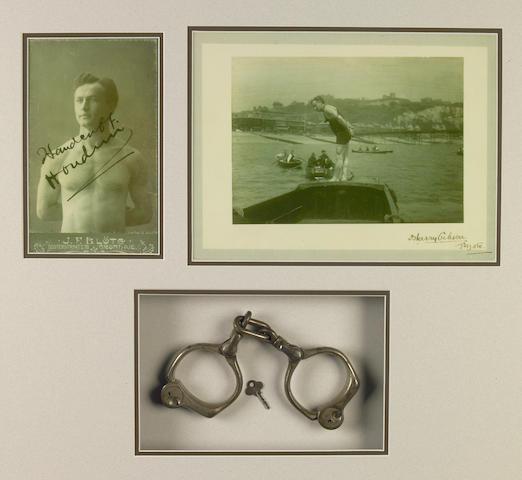 Framed Houdini articles