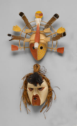 Two Northwest masks