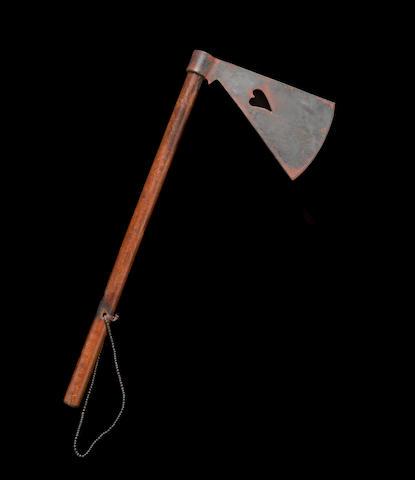 A Missouri war axe