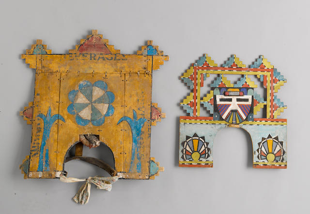 Two Hopi tabletas