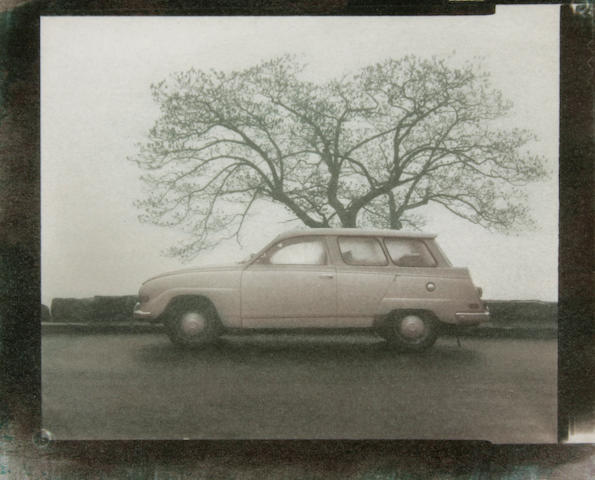Denis; and Mac Cosgrove-Davies (American, born 1957) Ammerschwihr; Saab on Skyline Drive; (2)