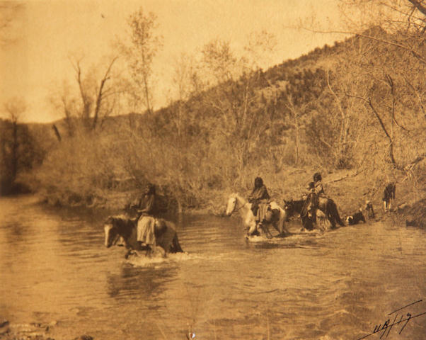 Edward Curtis, Ford-Apache