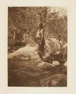 Edward S. Curtis (American, 1868-1952); Selected Images from The North American Indian; (4)