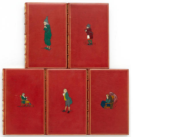 DICKENS, CHARLES. 1812-1870. [Christmas Books.]