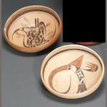 Two Hopi bowls