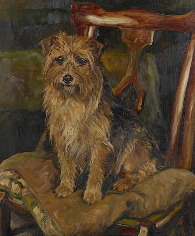 Frederick Thomas Daws (British, 1878-1956) Pride of place