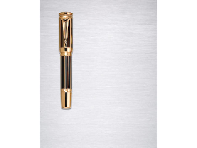MONTBLANC: Sir Winston Churchill Limited Edition 53 Fountain Pen