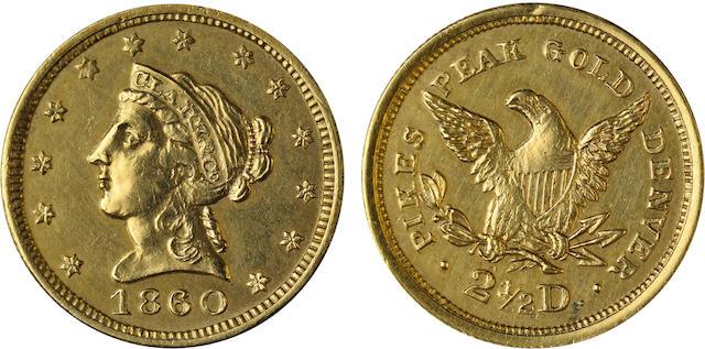 1860 Clark Gruber & Co. $2.5