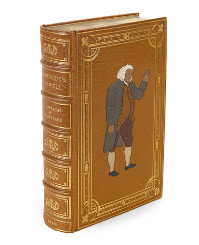 "BOSWELL, JAMES. 1740-1795. Everybody's Boswell, Being the Life of Samuel Johnson abridged from James Boswell's complete text and from the ""Tour to the Hebrides."" London: G. Bell, 1930."