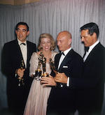 Academy Awards negatives, 1958, sold with photographer's copyright