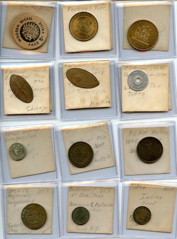1837 Feuchtwanger Cent