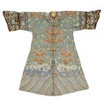 A man's formal silk kesi court robe Jiaqing Period