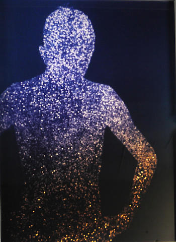 Christopher  Bucklow (British, 1957); Untitled 35.453, from The Guest series;