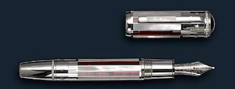 MONTBLANC: 4th of July Limited Edition 56 Fountain Pen
