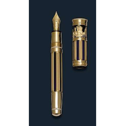 MONTBLANC: Brandenburger Tor Limited Edition 89 Fountain Pen