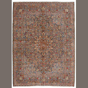 A Kerman carpet