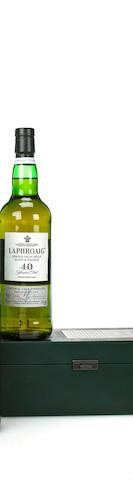 Laphroaig-40 year old