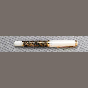 PELIKAN: Tale of a White Tiger Limited Edition Fountain Pen