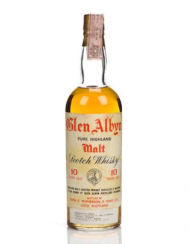 Glen Albyn-10 year old