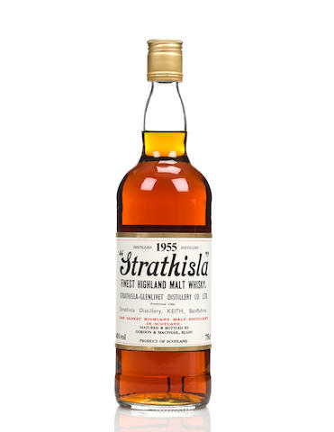 Strathisla-35 year old-1955
