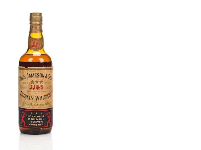 Jameson-7 year old