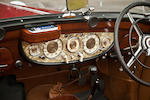 Originally sold new to Viscount de Salcedo Rios, in the same ownership since 1968,1937 Mercedes-Benz 540K Cabriolet C