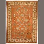 A Ziegler Mahal carpet Central Persia size approximately 8ft. 10in. x 12ft. 2in.