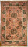 An Agra carpet India size approximately 10ft. x 16ft.