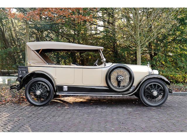 1923 Duesenberg Model A Touring
