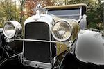1923 Duesenberg Model A Touring