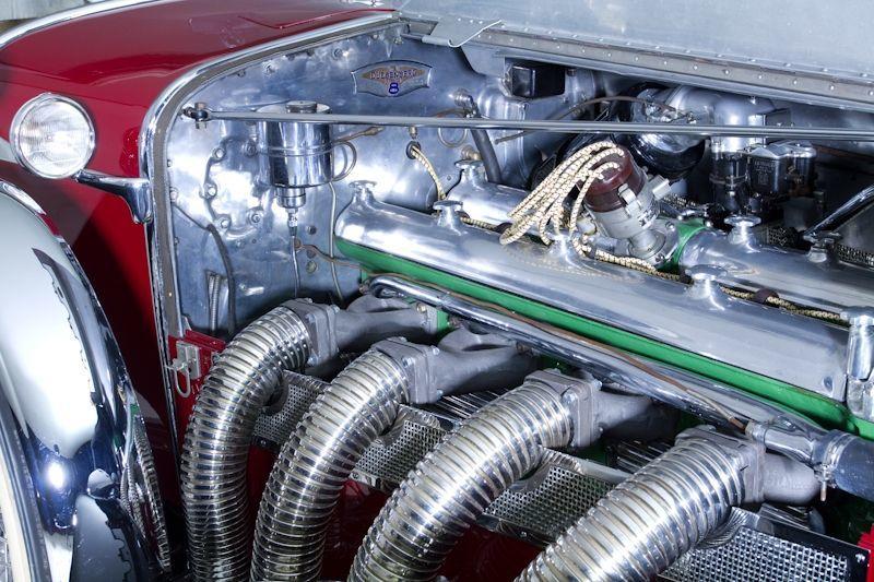 1929 Duesenberg Model J Convertible Sedan  Chassis no. 2225 Engine no. J355