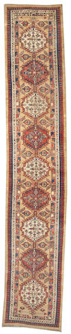 A Serab runner Central Persia size approximately 3ft. 2in. x 16ft. 8in.
