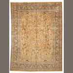 A Meshed carpet Northeast Persia size approximately 10ft. 2in x 13ft. 4in.