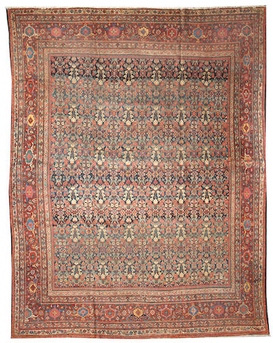 A Sultanbad carpet Central Persia size approximately 10ft. 5in. x 13ft. 6in.