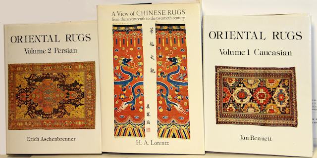 A group of thirteen books on the various arts of China and Asia