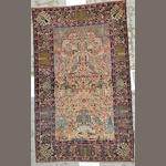 A Lavar Kerman rug South Central Persia size approximately 4ft. 6in. x 7ft.
