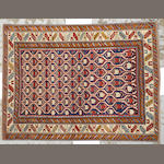 A Kuba rug Caucasus size approximately 4ft. 1in. x 5ft. 5in.