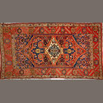 A Bidjar rug Northwest Persia size approximately 3ft. 10in. x 6ft. 10in.