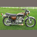 1971 Honda CB500/4 Frame no. CB5001012678 Engine no. CB500E2100296
