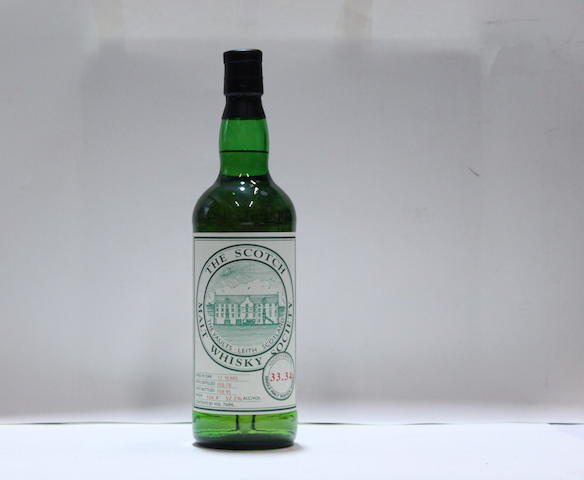 SMWS 33.34-17 year old-1978