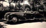 1947 Delahaye 135M Three-Position Drophead Coupé  Chassis no. 800954