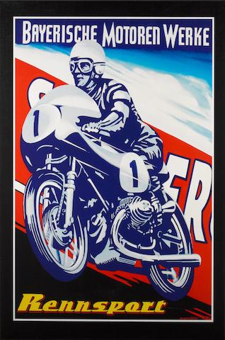 Robert Carter, 'BMW Rennsport',