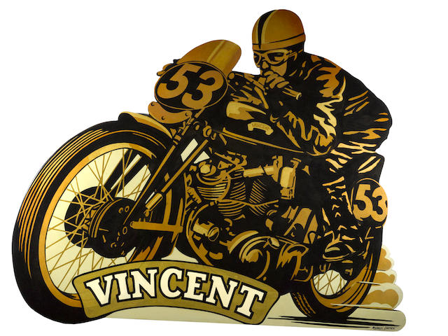Robert Carter, 'Vincent',