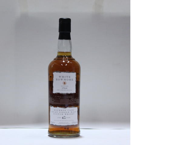 Bowmore-43 year old-1964