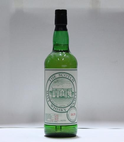 SMWS 53.78-11 year old