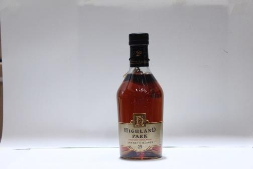 Highland Park- 25 year old