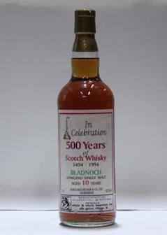 Bladnoch- 10 year old
