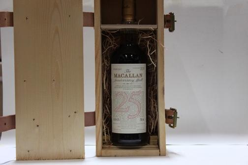 Macallan- 25 year old-1966