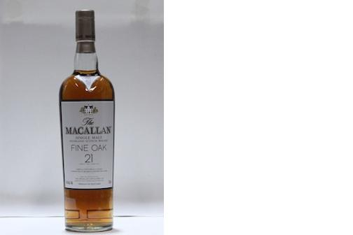 Macallan-21 year old
